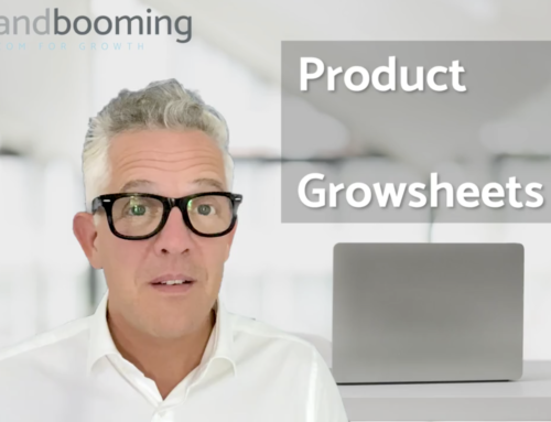 Product – Growsheets for Marcom