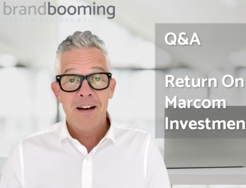 Q&A – Return On Marcom Investment